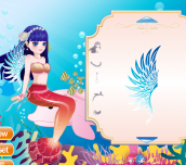 Hra - The Mermaid Princess Dress Up