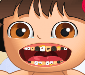 Hra - BabyDoraToothProblems