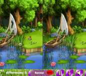 Hra - NaturalArt5Differences