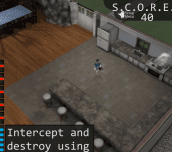 Hra - Robot Butler