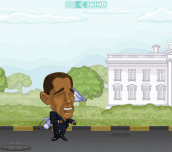 Hra - PresidentialStreetFight2008