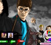 Hra - HarryPotterOnlineColoring2