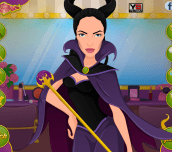 Hra - Angelina Maleficent Makeover