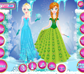 Hra - FrozenBeautySecrets