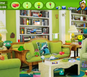 Hra - Green Room Hidden Objects