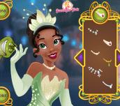 Hra - PrincessTianaGreatMakeover