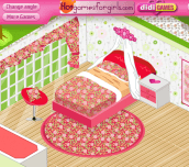 Hra - GirlRoomDecor