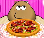 Hra - Pou Pizza Chef