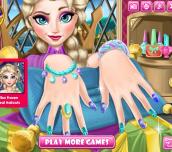 Hra - Elsa Nails Spa