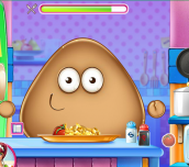 Hra - Pou Real Cooking