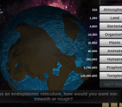 Hra - Planet Creator