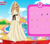 Hra - Glam Barbie Bride