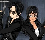 Hra - AnimePartnersDressUp