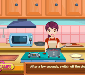 Hra - Ashley'sKitchenSkill