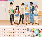 Hra - Schoolmates