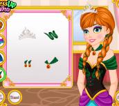 Hra - Frozen Anna's Make Up Look