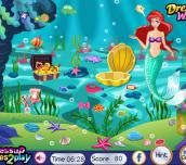Hra - Princess Ariel Underwater Cleaning