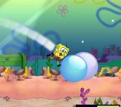 Spongebob Bubble Parkour