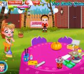Hra - BabyHazelPumpkinParty