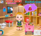 Hra - Baby Hazel Tomato Farming