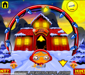 Hra - MonkeyGOHappyNorthPole