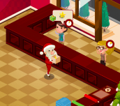 Hra - Santas Christmas Shop