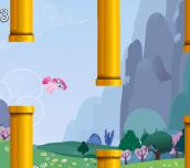 Hra - Flappy Pony