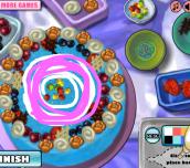 Hra - Bratz Cookie Cake
