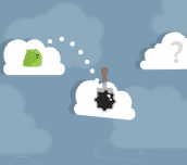 Hra - CloudMonster
