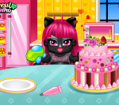 Hra - MonsterHighWerecatBabies
