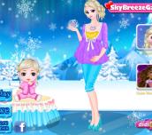 Hra - Elsa'sHavingABaby