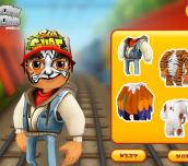 Hra - SubwaySurfersFaceTattoo