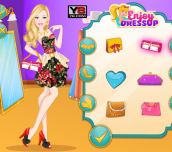 Hra - BarbiePromDressDesign