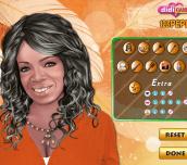 Hra - OprahWinfreyMakeover