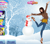 Hra - SnowflakesFashion