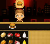 Hra - Burger Bar