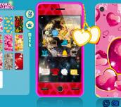 Hra - SocialMediaPhoneDressUp