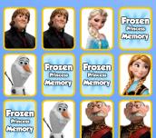 Hra - Frozen Princess Memory