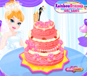 Hra - ThePerfectWeddingCake