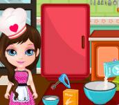 Hra - Baby Barbie Pizza Maker