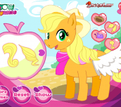 Hra - Apple Jack Pony Feet Doctor