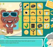Hra - Granny's Workshop: Teddy Bear