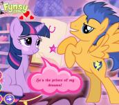 Hra - Magic With Fynsy Twilight Sparkle