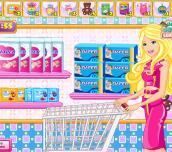 Hra - BarbieBabyShopping