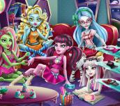 Hra - MonsterPyjamaParty