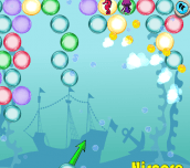 Hra - Undersea Bubble Shooter