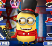 Hra - Minion Carnaval Dress Up