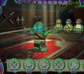 Hra - Lego: Ninja Training