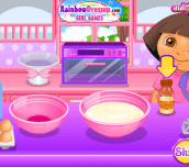 Hra - Explore Cooking With Dora