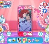 Hra - Barbie iPhone Emoji Decoration